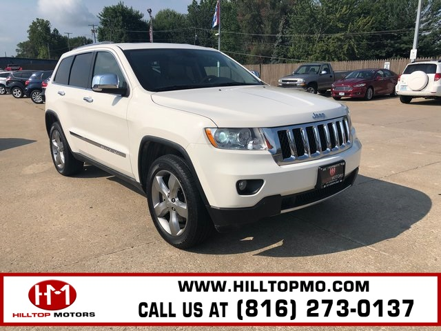 Pre Owned 2011 Jeep Grand Cherokee Overland