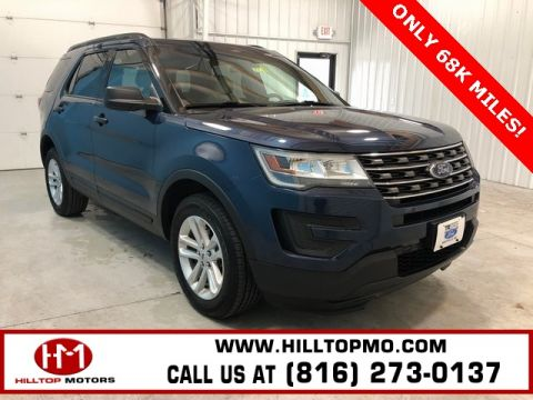 Pre-Owned 2017 Ford Explorer Base AWD