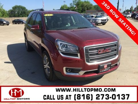 Pre-Owned 2015 GMC Acadia SLT-1