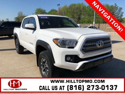 Pre-Owned 2016 Toyota Tacoma TRD Sport REDUCED!