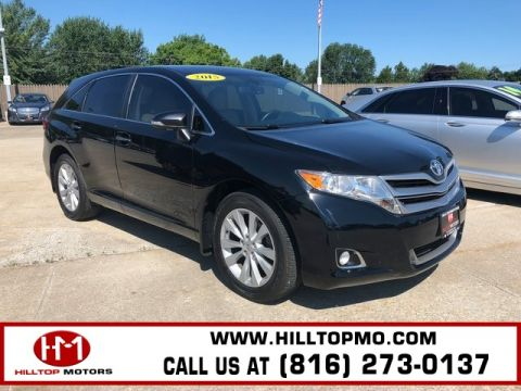 Pre-Owned 2015 Toyota Venza XLE AWD
