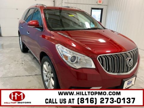Pre-Owned 2014 Buick Enclave Premium Group AWD