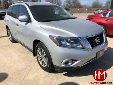 Pre-Owned 2016 Nissan Pathfinder SL 4WD