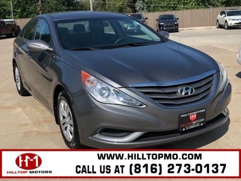 Pre-Owned 2011 Hyundai Sonata GLS FWD 4D Sedan