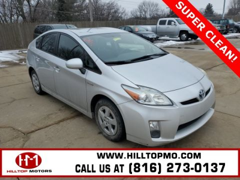 Pre-Owned 2011 Toyota Prius One FWD 5D Hatchback