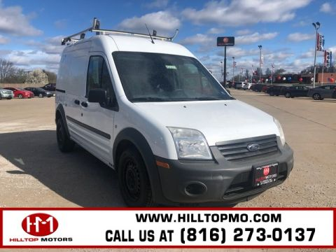 Pre-Owned 2013 Ford Transit Connect XL FWD 4D Cargo Van