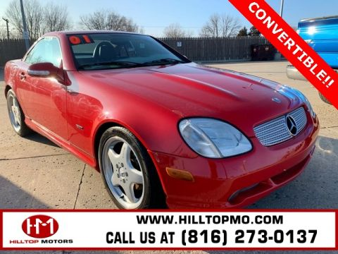 Pre-Owned 2001 Mercedes-Benz SLK SLK 320