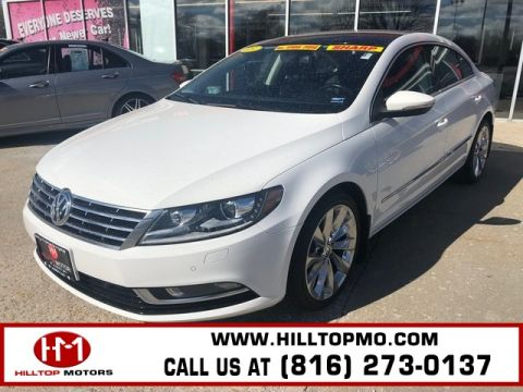 Pre-Owned 2013 Volkswagen CC 3.6L VR6 Executive AWD